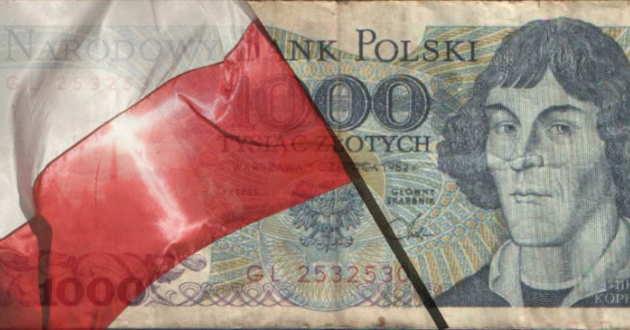 valuta polonia zloty