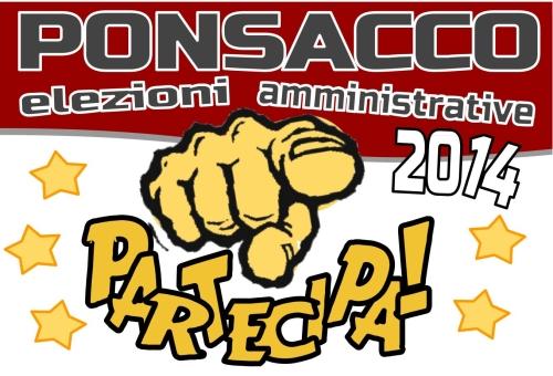 Ponsacco Elezioni Amministrative 2014