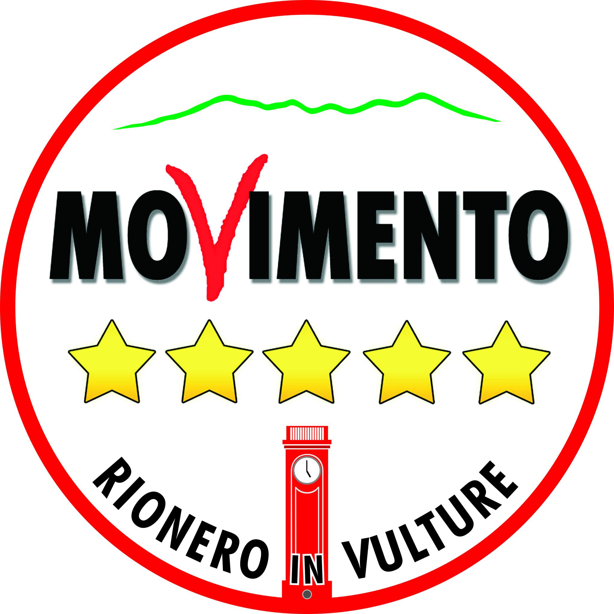 Movimento 5 Stelle Rionero in Vulture