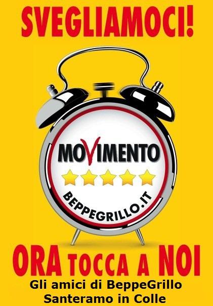 Attivisti Movimento 5 Stelle - provincia di Bari