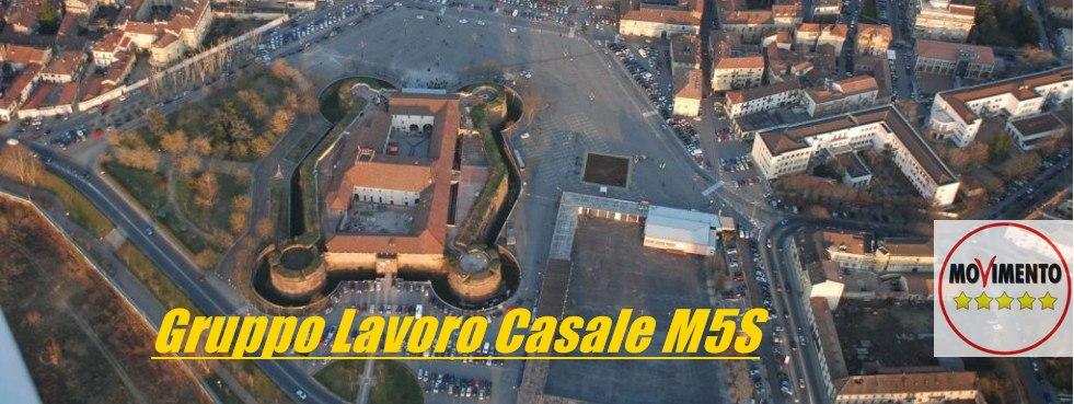 Gruppo di Lavoro M5S - Casale Monferrato