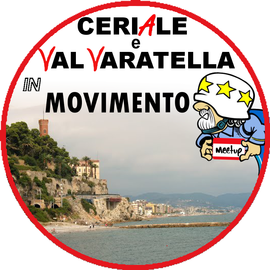 Ceriale e Val Varatella in Movimento