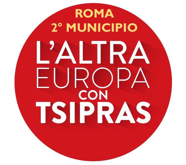 L'Altra Europa con Tsipras - Roma Municipio II