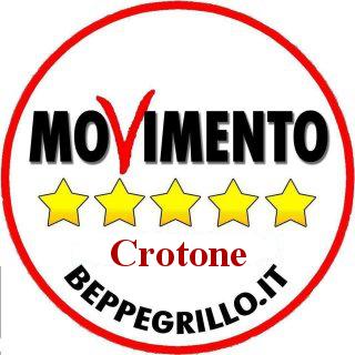 Movimento 5 stelle Crotone