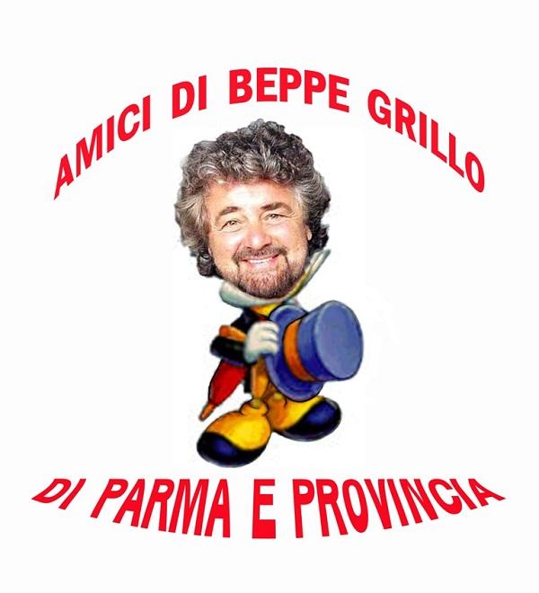 AMICI DI BEPPE GRILLO di Parma e provincia