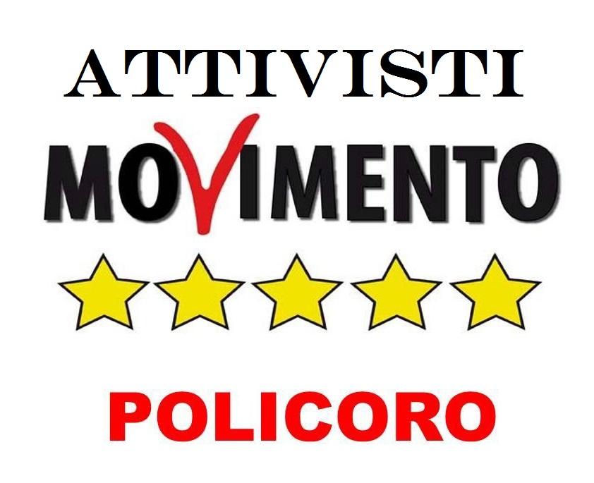 Attivisti MoVimento 5 stelle Policoro