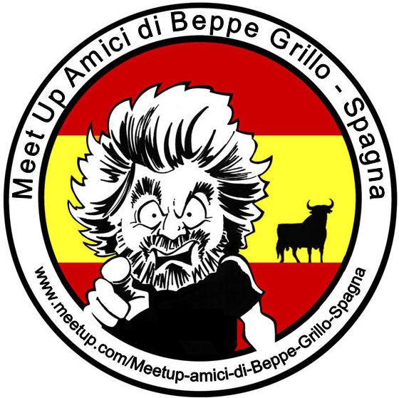 Amici di Beppe Grillo Spagna