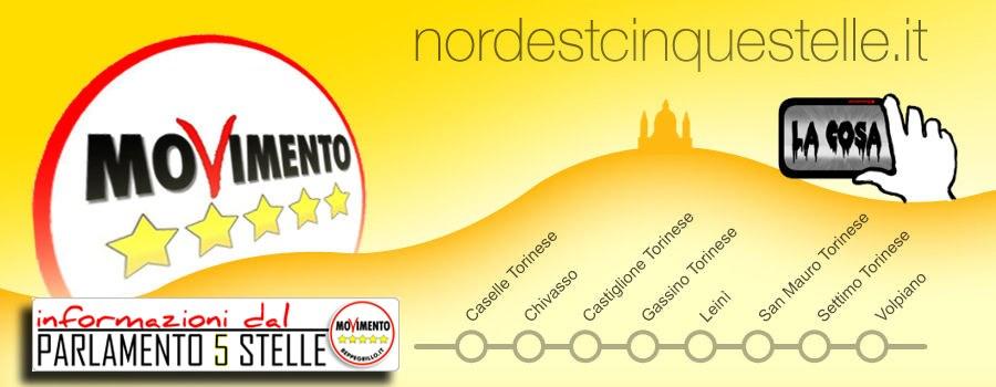 Coordinamento M5S provincia nord-est di Torino