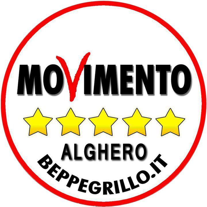 Logo m5s alghero