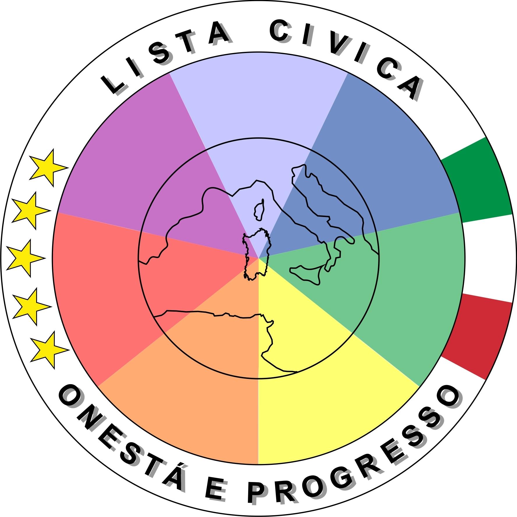 Lista Civica Iride Onesta e Progresso