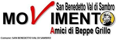 S. Benedetto Val Sambro in Movimento - Amici di Beppe Grillo
