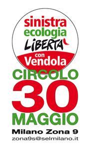 Gruppo SEL Milano Zona 9 - Circolo 30Maggio
