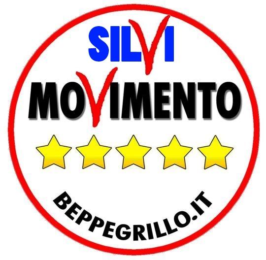 Logo movimento 5 stelle silvi